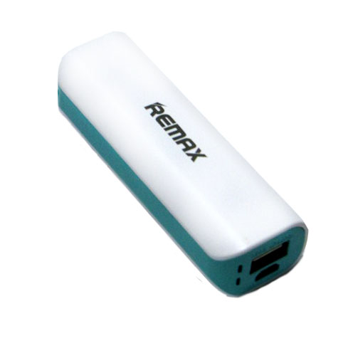 פאואר בנק 2600MAH פלסטיק REMAX MINI