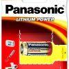 סוללת ליתיום 3V מחברת PANASONIC