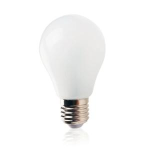 נורת לד בצורת נורה רגילה אור לבן חם