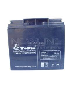 מצבר / סוללה נטען LEAD ACID TP 12V 20AH