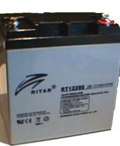 מצבר / סוללה נטען LEAD ACID 12V 24AH