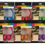 אוזניות קשת נאון בשישה צבעים POLAROID