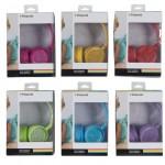 אוזניות קשת גדולות בשישה צבעים מנצנצים POLAROID