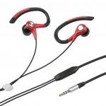 אוזניות ספורט בתוך האוזן בשישה צבעים POLAROID