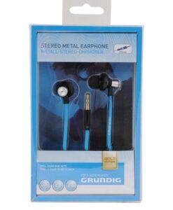 אוזניות סיליקון בתוך האוזן כבל שטוח גרונדיג