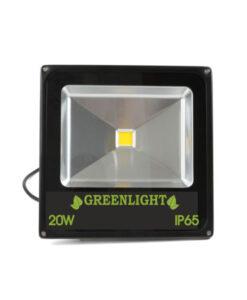 פרוז'קטור לד 150W תאורת הצפה לד IP 65 (3X50W) LED Floodlight 220v צבע לבן חם