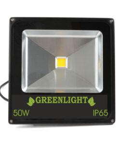 פרוז'קטור לד 50W תאורת הצפה לד LED Floodlight 12v צבע לבן